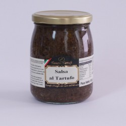 Truffle sauce 500 gr.